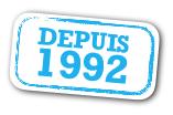 DEPUIS 25 ANS